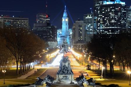Philadelphia City Hall building