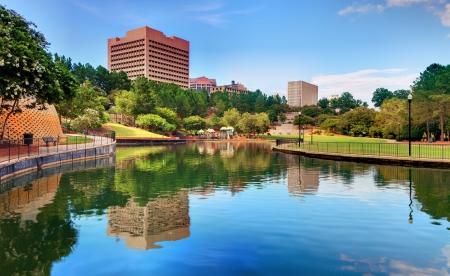 Finlay Park in Columbia, South Carolina