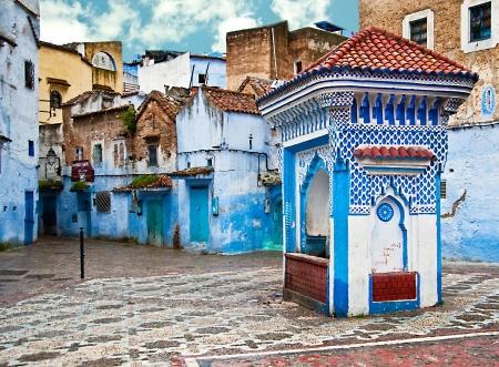 Architectural details and doorways of Morocco, Ñheñhaîuenå