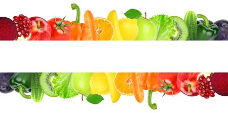 Foto für Fruits and vegetables. Healthy food concept. Fresh food - Lizenzfreies Bild