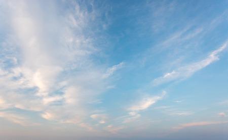 Photo pour Blue sky with cloud - image libre de droit