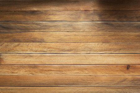 Photo pour wooden plank board background as texture surface - image libre de droit