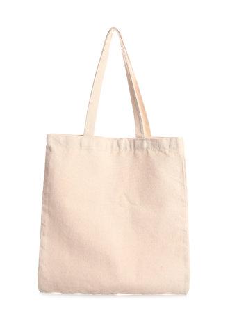 Photo pour Eco bag on white background - image libre de droit