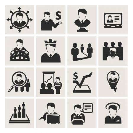 Vektor für business - Lizenzfreies Bild