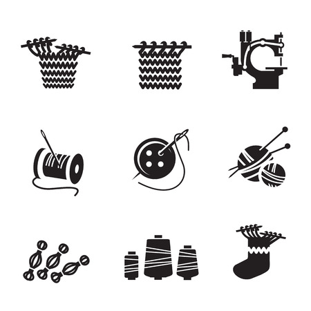 Illustration pour Icons  Vector format - image libre de droit