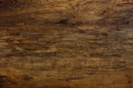 Photo for A beautiful pattern of old wood fibers oak with cracks, spots with horizontal waveforms. - Royalty Free Image