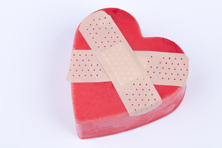 diseased heart