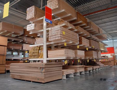 Shop a warehouse of building materials