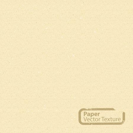 Illustration pour Paper Seamless Vector Texture Background - image libre de droit
