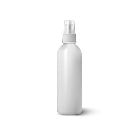 Illustration pour Bottle spray isolated on white background. Vector illustration. - image libre de droit