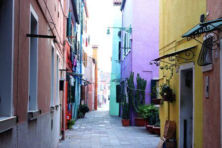 Village of colors