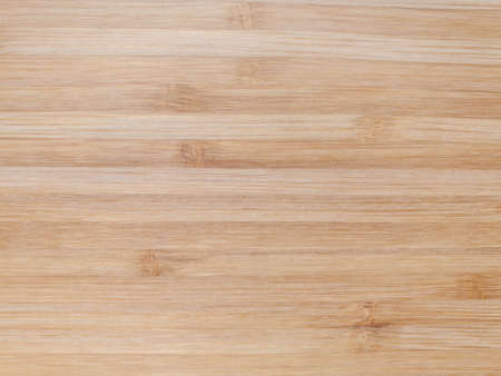 Photo for Close up of Natural light brown planks bamboo wood texture table background. Abstract surface rough pattern. Design in your work backdrop and decoration. Concept blank copy space for text. - Royalty Free Image