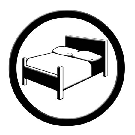 Household furniture bed
