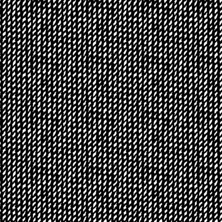 Illustration pour Seamless denim texture. Tile jean pattern overlay - image libre de droit
