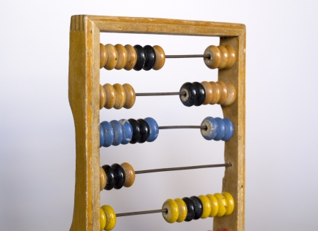 Simple abacus