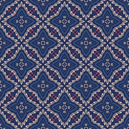 Illustration pour Vector Seamless Pattern for Postcards, wallpaper, web background, Print and textile printing - image libre de droit