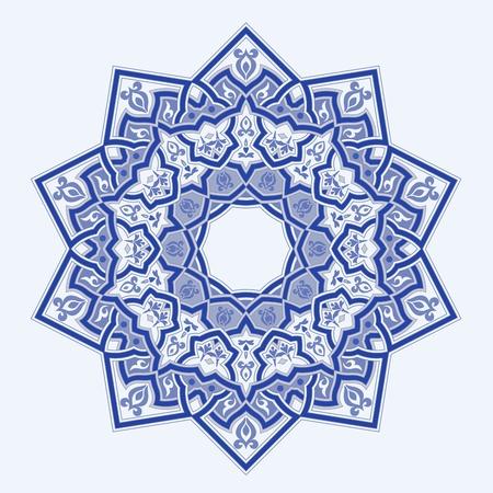Illustration pour Round Pattern - image libre de droit