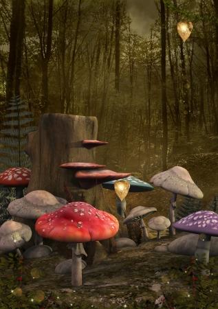 Enchanted nature series - Th