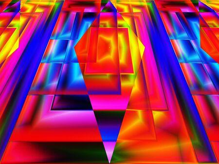 Photo pour background, light abstract, geometric shape - image libre de droit