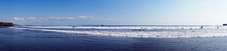 Formoza beach near San Juan del Sur in Nicaragua