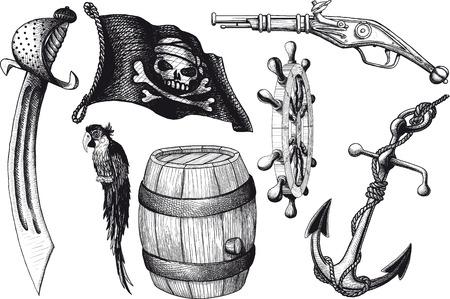 Pirate set attributes