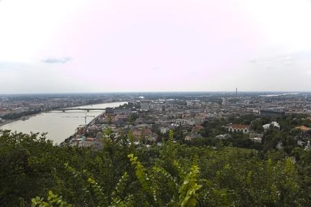 Gellert Hill i Budapest