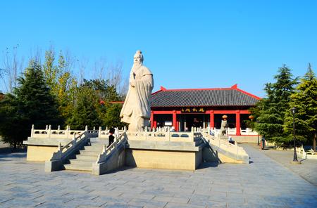 Bozhou Wei Wu Temple