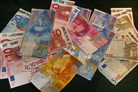 The paper money