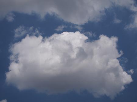 Summer clouds (Japan)
