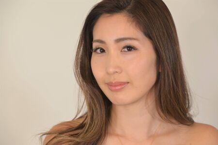 Foto de Beautiful Japanese Woman's Expression - Imagen libre de derechos