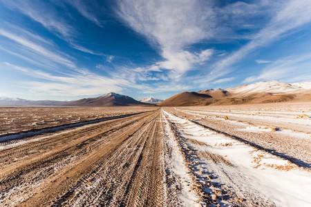 Foto de exploring the Bolivian altiplano - Imagen libre de derechos