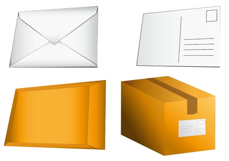 from postcart to packet