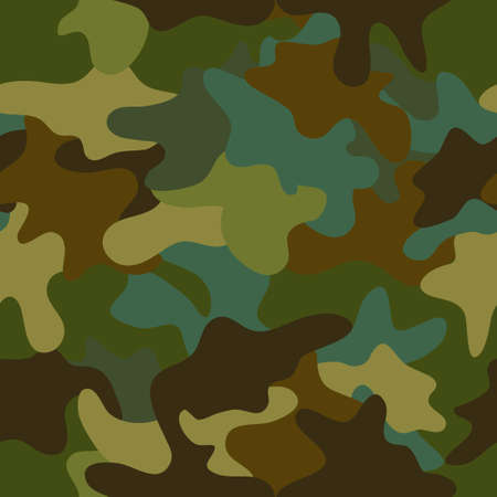 vector summer camouflage sea