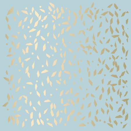 Trendy Chic Pastel Colored Background With Gold Foil