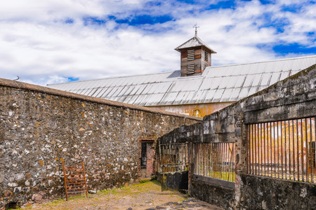 Prison in Saint Laurent du Maroni, French Guiana, South America