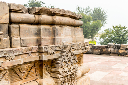 Harshshat Mata Temple in Abhaneri, India.