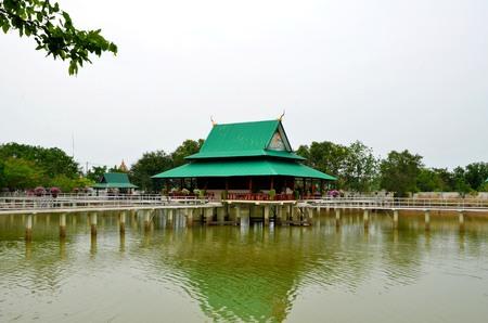in thai temple