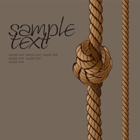 Rope Set Drawing