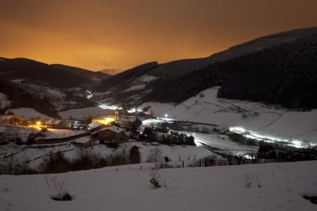 Noche fría