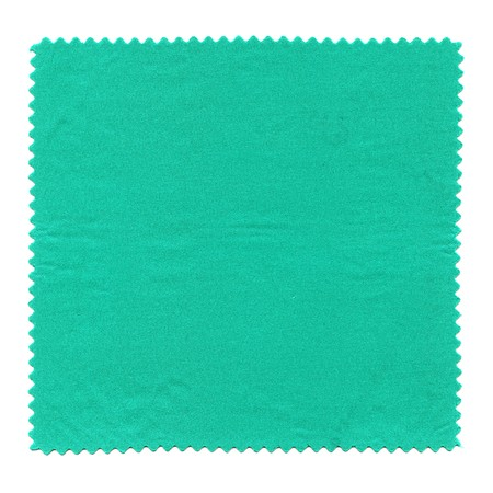 A fabric sample isolated over white background