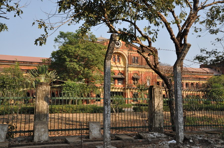 The Secretariat, Yangon, Myanmar