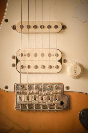 Fender guitar made in Mexico