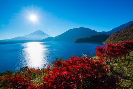 Foto de Autumn scenery of Japan - Imagen libre de derechos