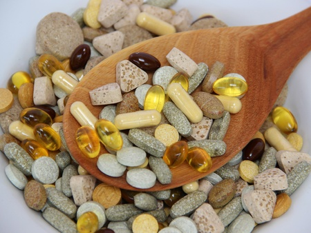 Eating excessive amounts of vitamins your body needs