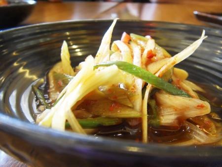 Korean Spicy Salad, Appetizer
