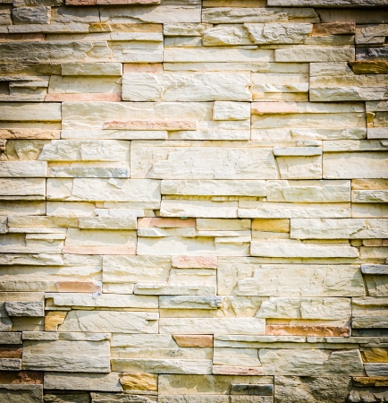 Stone wall texture using as background