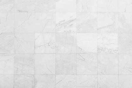 Foto de White tiles textures background - Imagen libre de derechos