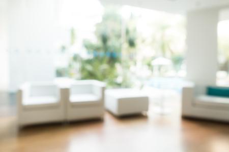 Photo pour Abstract blur livingroom decoration interior for background - image libre de droit