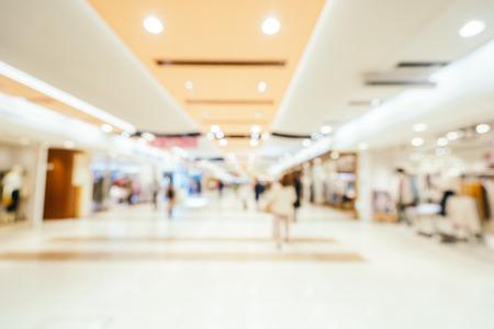 Foto für Abstract blur and defocused shopping mall of department store for background - Lizenzfreies Bild