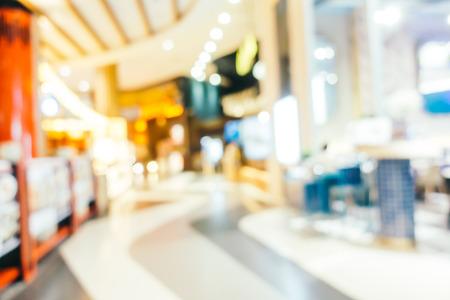 Foto für Abstract blur and defocused shopping mall of department store interior for background - Lizenzfreies Bild